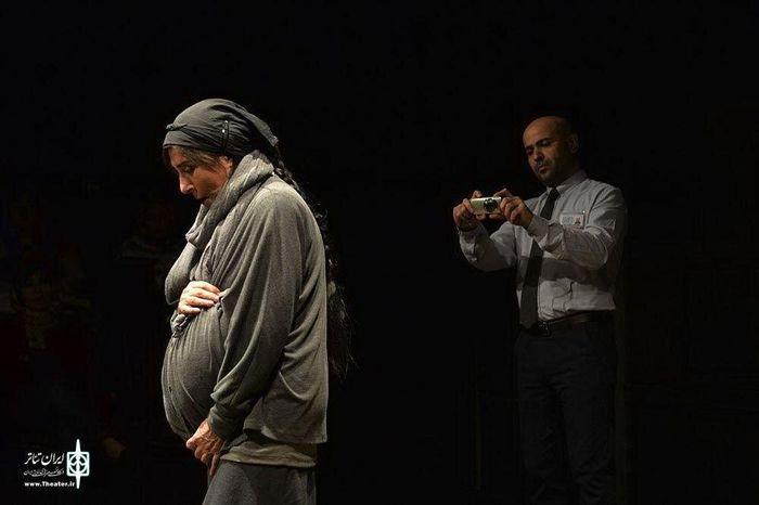 فاطمه معتمدآریا با «بچه» در تئاتر شهر