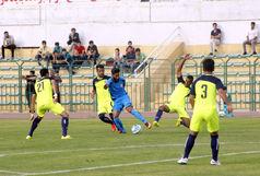 برتری شهرداری همدان مقابل تیم منتخب محلات