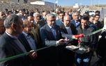 افتتاح شبکه آبیاری سد