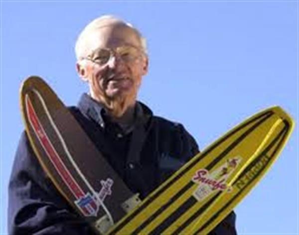 مخترع اسنوبورد درگذشت