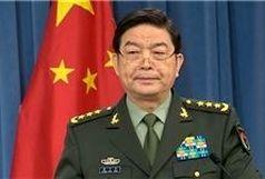درخواست وزیردفاع چین از ایران