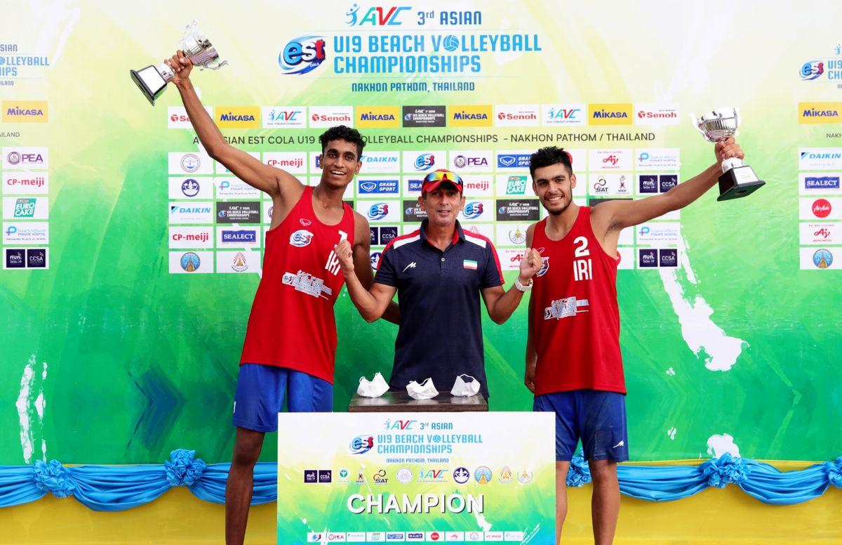 تاکید ساحلیبازان بر سه رکن اصلی در مسیر قهرمانی آسیا