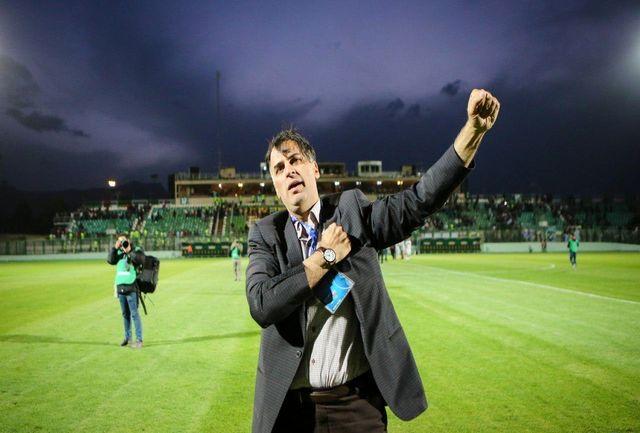 نمیتوانم در گرفتن حق فوتبال اصفهان سکوت کنم