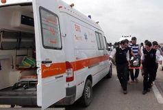 9 کشته و زخمی در برخورد 3 وسیله نقلیه در شهررضا/ اسامی مصدومین
