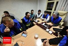 آمادگی مرکز مدیریت بحران شهرداری ارومیه در پی زلزله 4.9 ریشتری