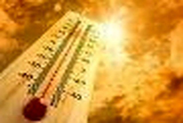 دمای هوای شوش از 50 درجه گذشت