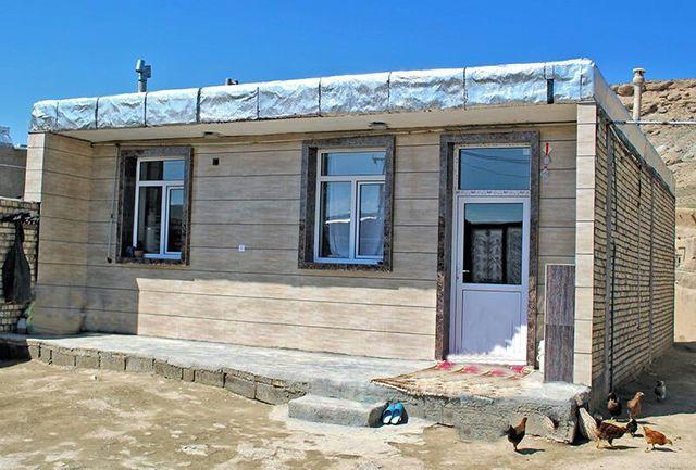 احداث ۴۰۹ مسکن مددجویی در آذربایجان غربی