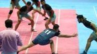 نایب قهرمانی تیم کبدی آذربایجانغربی در مسابقات المپیاد ورزش کشور