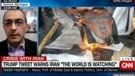 پاسخ استاد دانشگاه آمریکا به ترامپ؛ تحریمها مردم ایران را نشانه رفته است