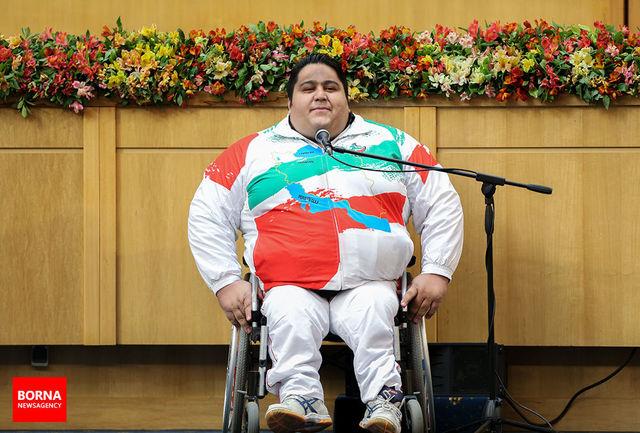 کادرفنی صلاح بداند در جاکارتا بازهم رکوردشکنی میکنم/ برای من افتخار است عضو کمیته آسیایی پارالمپیک شوم/ با بهترین شرایط به بازیهای پاراآسیایی میروم
