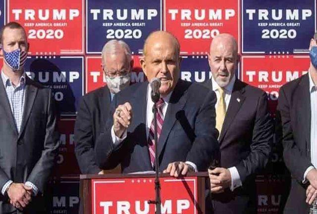 احتمال ابتلای اعضای تیم حقوقی ترامپ به کرونا