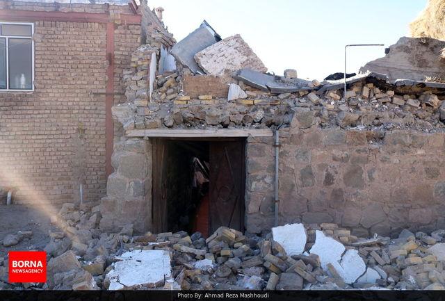 اعزام نیروهای امدادی استان اردبیل به روستاهای زلزله زده