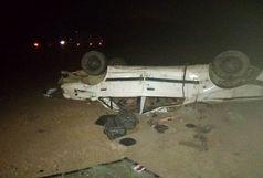سانحه مرگبار رانندگی در محور تهران-قزوین