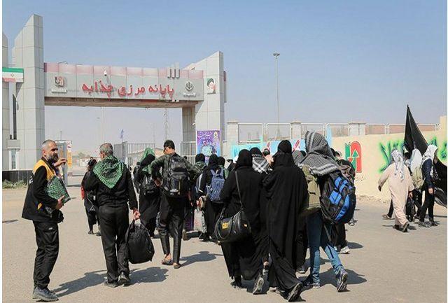 تردد مسافر از مرزهای خوزستان همچنان ممنوع!