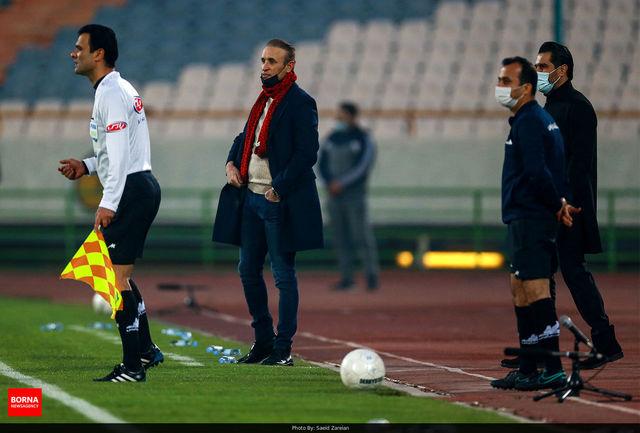 باز هم نظر گلمحمدی در مورد مغانلو عوض شد!