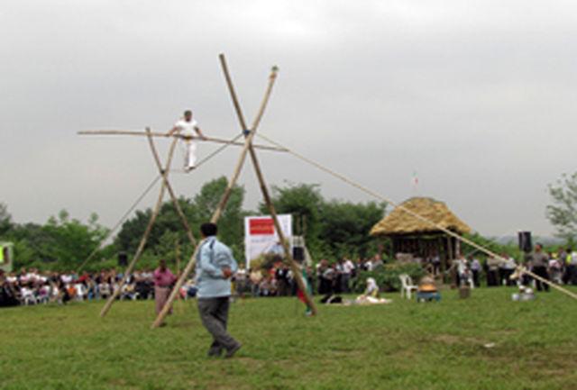 برپایی جشنواره بومی - محلی در دیلمان