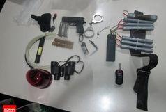 نخستین تصاویر از بسته انتحاری عملیات تروریستی تهران + عکس