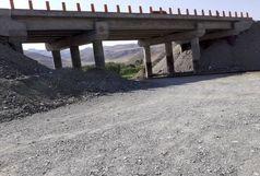پیشرفت ٨۶ درصدی پروژه تقاطع غیر همسطح در محور خوی - قطور