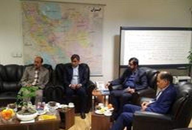 <<اشتغال>>محور اساسی دیدار استاندار اردبیل با رئیس سازمان تعاون روستایی کشور