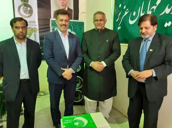 جشن «روز استقلال» پاکستان در زاهدان برگزار شد