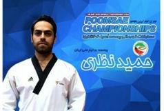 دانشجوی دانشگاه شهیدبهشتی، درمسابقات تکواندوآسیا نایب قهرمان شد