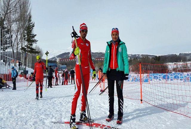خیلی با ورزشکاران خارجی فاصله داریم/ باید 10 ماه را روی برف تمرین کنیم