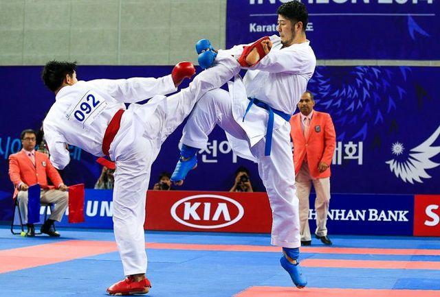آغاز اردوهای تیم ملی کاراته از هفته اول آبان ماه