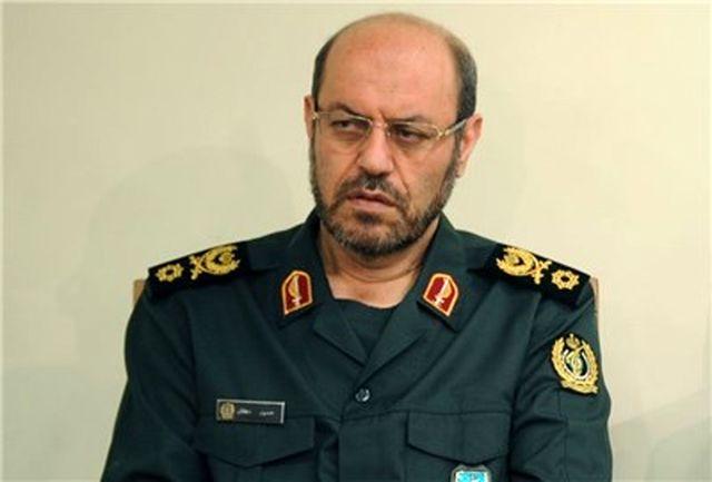 در کوتاه ترین زمان، توان موشکی ایران را توسعه می دهیم