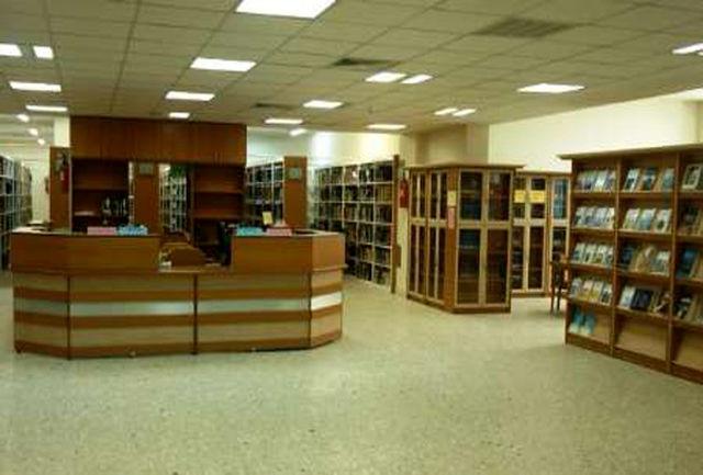 سرانه زیربنای فضای کتابخوانی در این استان بالاتر از استاندارد کشوری است