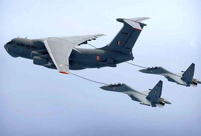 فرود هواپیماهای آمریکایی در چندین پایگاه نظامی این کشور در عراق