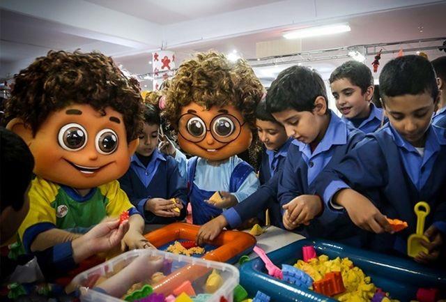 """اجرای طرح """" بازی و یادگیری """" در ۱۰۰۰ مدرسه کشور"""