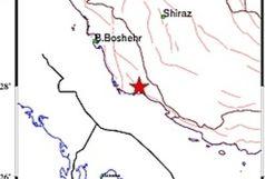 زمین لرزه جنوب استان بوشهر  فقط خسارت مالی و 11 مصدوم برجا گذاشت