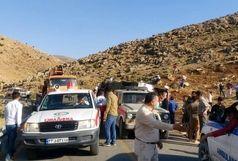 انتقال چهار خبرنگار مصدوم حادثه امروز با بالگرد به بیمارستان ارومیه