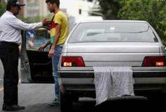 افزایش پرونده های مربوط به پلاک مخدوش خودرو در زمان شیوع بیماری کرونا