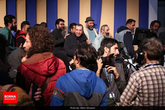 سانسور عجیب در جشنواره فیلم فجر