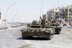 ورود ارتش سوریه به عفرین برای دفع حملات ترکیه