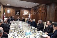 اصناف برای تنظیم بازار شب یلدا دور هم جمع شدند