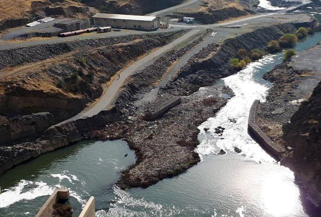 تنویر افکار عمومی در خصوص آبگیری سد ژاوه
