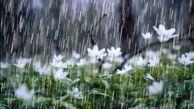 افزایش 9 درصدی بارش های سال ابی جاری در گلستان