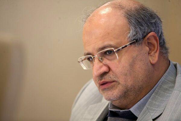 زالی: شرایط تهران هنوز مطلوب نیست