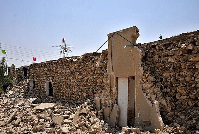 زلزله اشکنان خسارت جانی و مالی نداشت