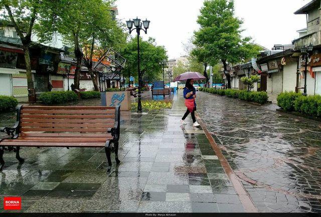 هشدار هواشناسی؛ گسترش دامنه بارندگیها