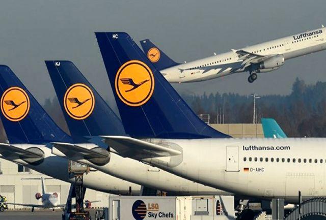 اتفاق جدید در پرواز فرانکفورت به تهران