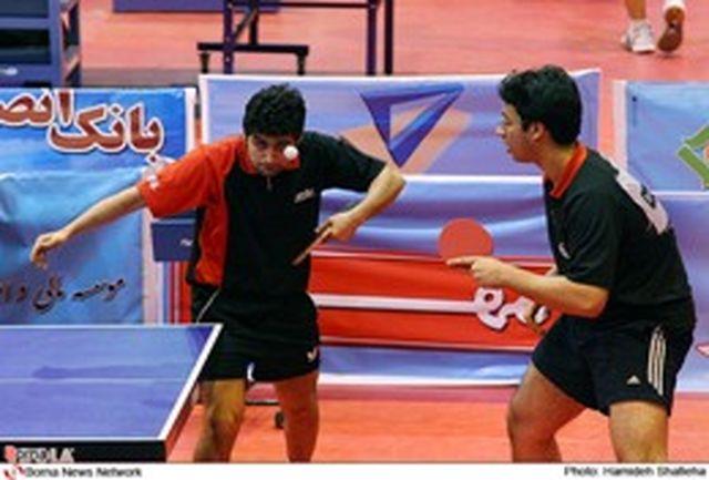 ملی پوشان تنیس روی میز راهی قطر می شوند