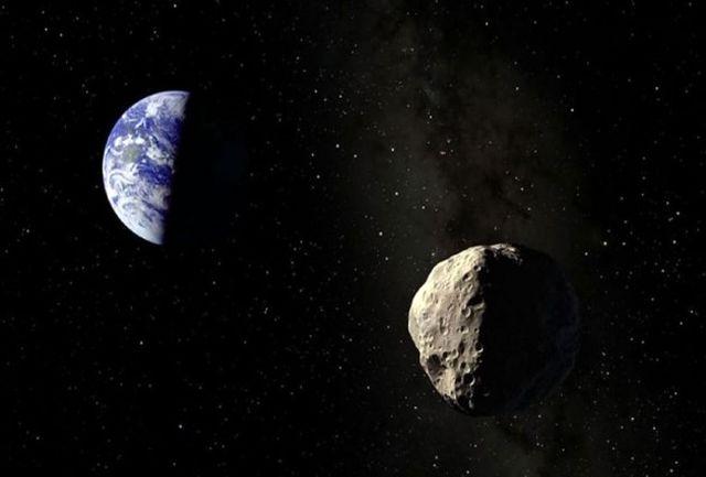 گذر سیارک از کنار زمین