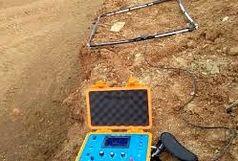 کشف و ضبط یک دستگاه فلزیاب در شهرستان ممسنی