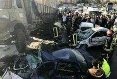 سوانح رانندگی در آذربایجان شرقی 7 مصدوم بر جای گذاشت