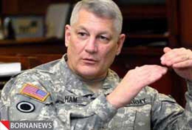 اعتراض فرمانده ارتش آمریکا به حمله به لیبی