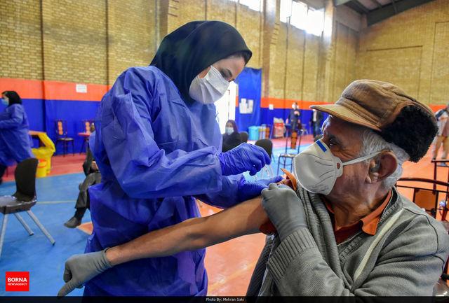 استان مرکزی جزو ۵ استان برتر از نظر واکسیناسیون کروناست