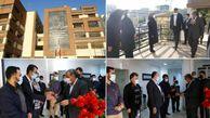 استاندار قزوین با کارکنان اداره استاندارد دیدار و گفتگو کرد